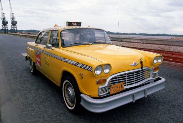 Wie in einem Film: Warum Taxis unveränderlich gelb bleiben