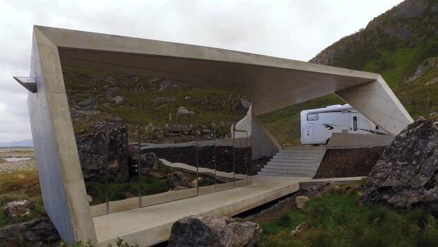 Bukkekjerka, Norwegen. Quelle: YouTube Screenshot