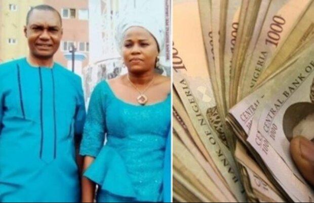 Eine Frau fand eine große Geldsumme und verstand schnell, was sie damit machen muss