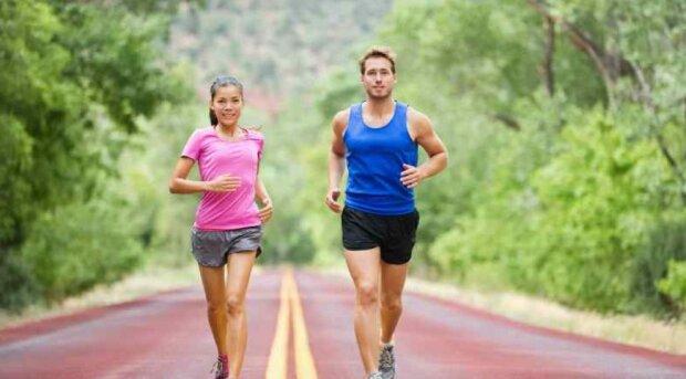 Ein Mann und eine Frau sind 1600 km für ein edles Ziel gelaufen und haben ihr Leben verändert