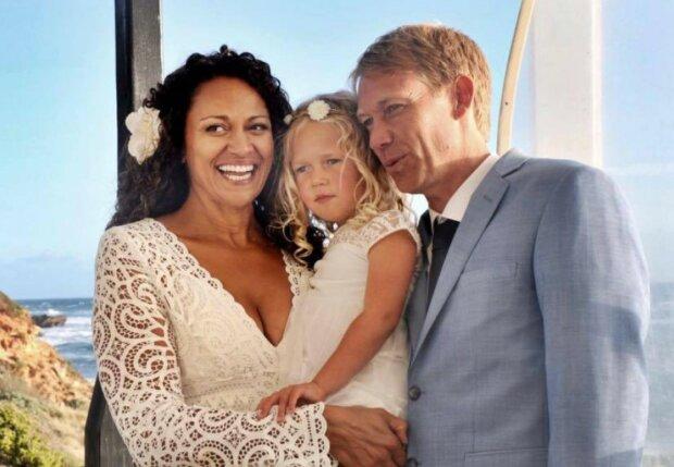 Eine Frau gebar eine Tochter von einem anonymen Spender und heiratete ihn drei Jahre später