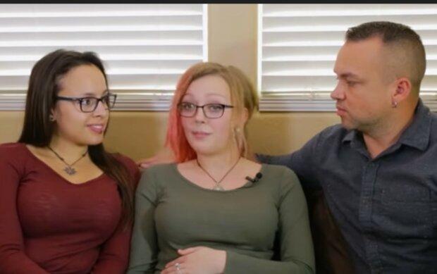 Absurde Entscheidung der Ehepartner. Quelle: Screenshot YouTube