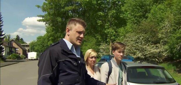 Der gute Polizist. Quelle: Youtube Screenshot
