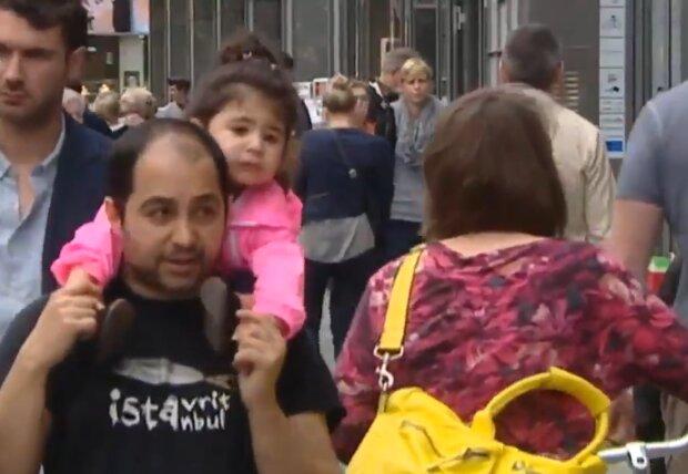 Bewohner Deutschlands. Quelle: Screenshot Youtube