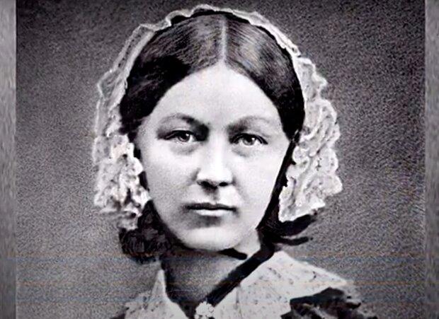 Florence Nightingal. Quelle: Screenshot YouTube