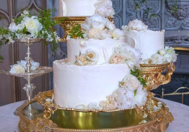 Die Hochzeit von Prinz Harry und Meghan Markle. Quelle: Screenshot YouTube