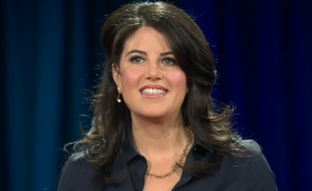 Monica Lewinsky. Quelle: YouTube Screenshot