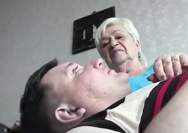 Ehefrau war 33 Jahre älter als ihr Mann. Quelle: Screenshot Youtube