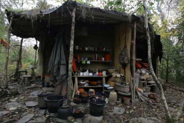 Die Vorteile des Lebens abseits der Zivilisation. Quelle: Screenshot YouTube