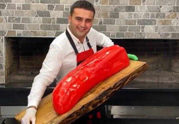 Freundlichkeit ohne Grenzen: Der Chefkoch eines Restaurants wurde dank seinem guten Herzen zum Helden