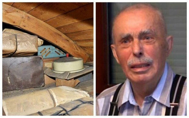 Nach 70 Jahren kehrte der Mann in seine Heimat zurück: Er hatte einen von seinem Vater versteckten Schatz gefunden