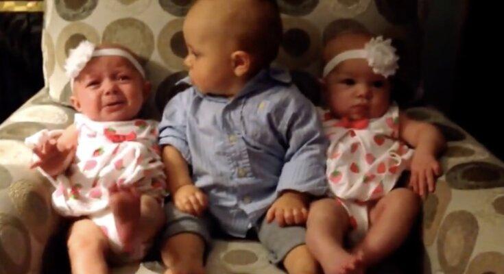 Geschwister. Quelle:Screenshot YouTube