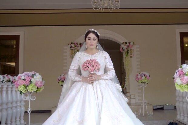 Braut. Quelle: Screenshot Youtube