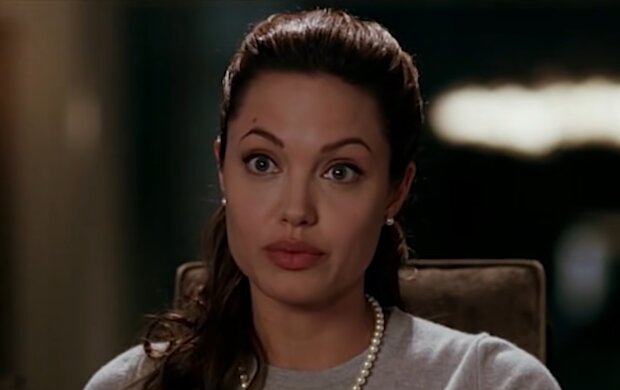 Angelina Jolie. Quelle: YouTube Screenshot