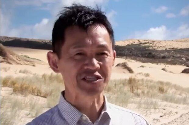 Chung Wai. Quelle: YouTube Screenshot