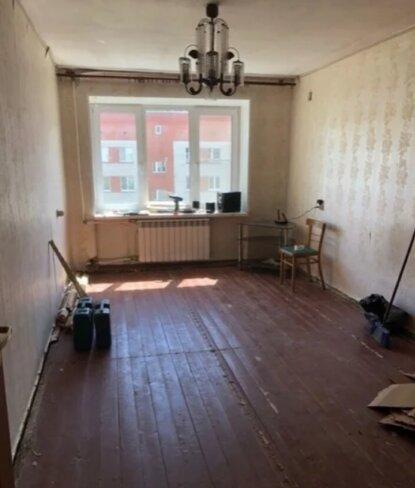 Wie eine Familie eine Einzimmerwohnung in eine Zweizimmerwohnung verwandelte