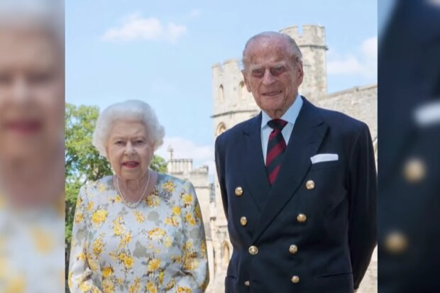 Königin Elizabeth II. und Prinz Philip. Quelle: Screenshot Youtube