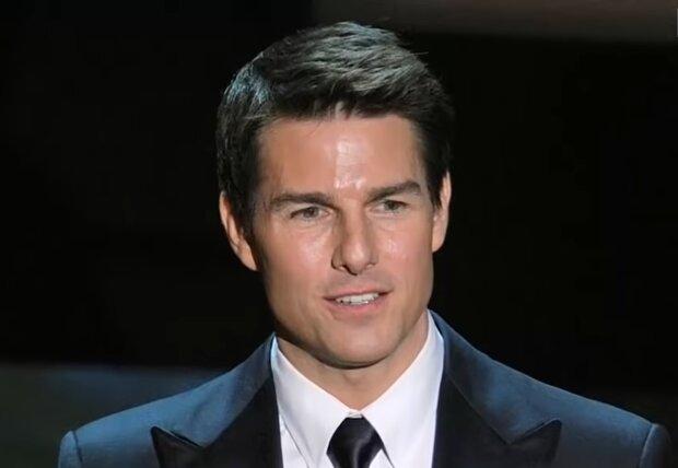 Tom Cruise. Quelle: Screenshot Youtube