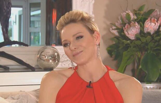 Prinzessin von Monaco. Quelle: YouTube Screenshot