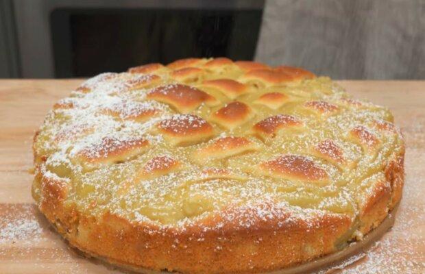 Leichtes Dessert für die ganze Familie. Quelle: Screenshot YouTube