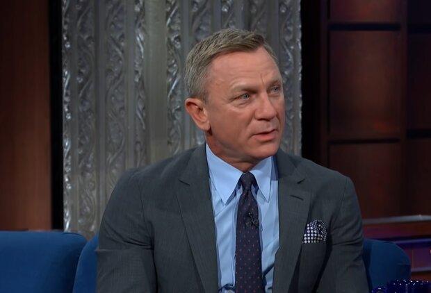 Daniel Craig. Quelle: YouTube Screenshot
