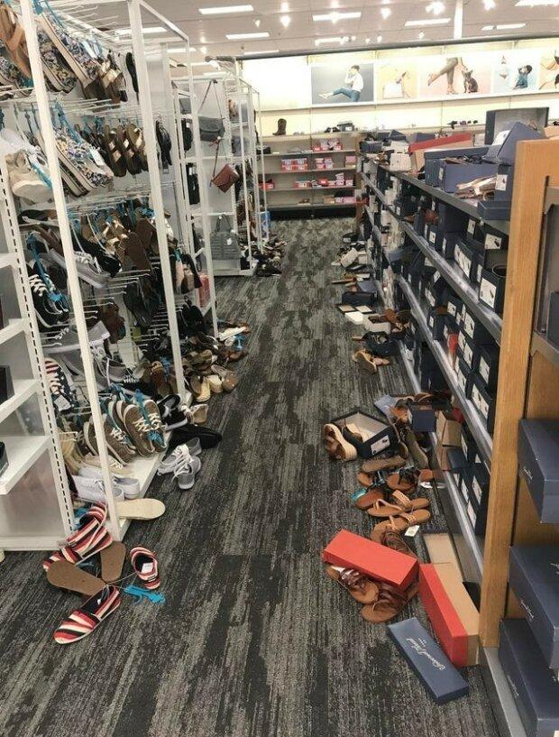 Quarantäne Einkaufen