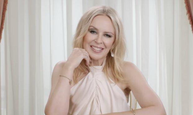 Kylie Minogue. Quelle:Screenshot YouTube
