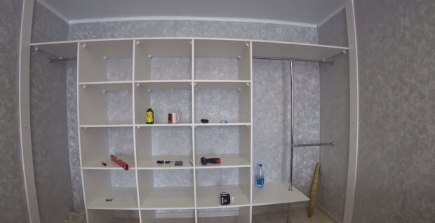 Das Abstellraum. Quelle:Screenshot YouTube