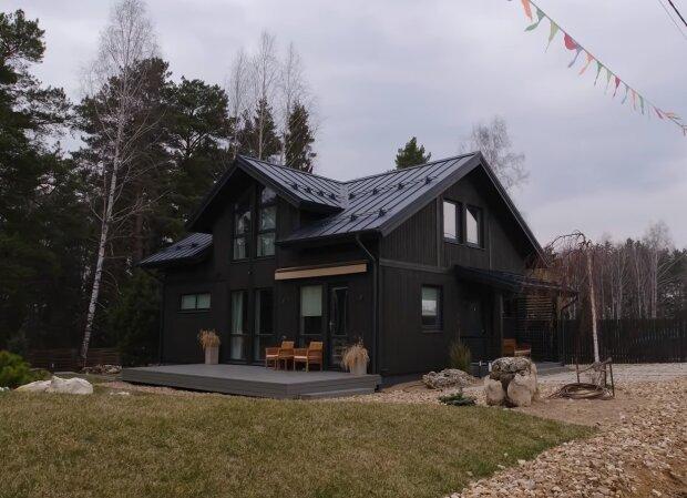 Schönes Eigenheim. Quelle: Screenshot Youtube