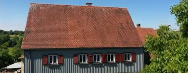 Das alte Haus. Quelle:Youtube Screenshot