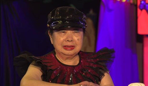 Sumiko Iwamuro. Quelle: YouTube Screenshot