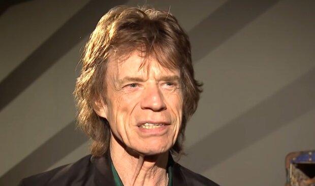 Mick Jagger. Quelle: YouTube Screenshot