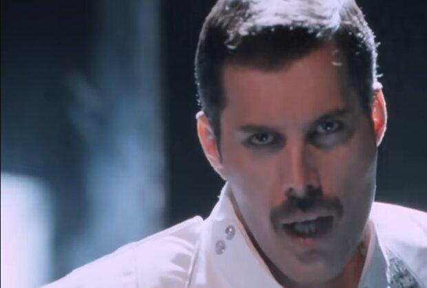 Freddie Mercury. Quelle: YouTube Screenshot