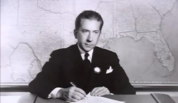 Jean Paul Getty. Quelle: Screenshot Youtube