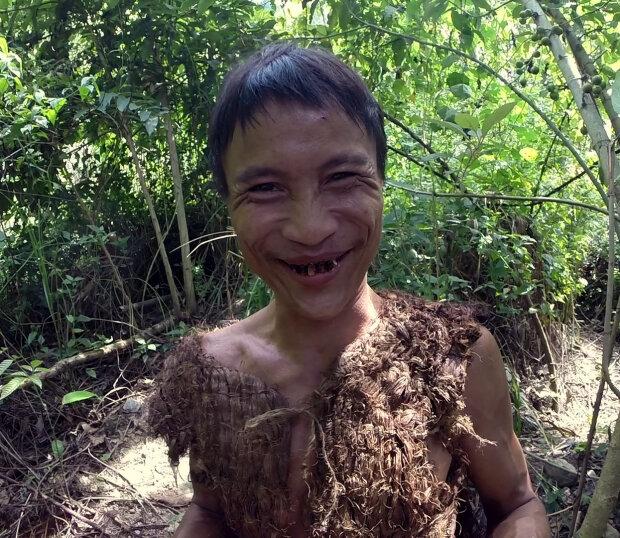 Der Mann versteckte sich mehr als vierzig Jahre im Dschungel: Er wusste nichts von der Existenz der Frauen und war glücklich