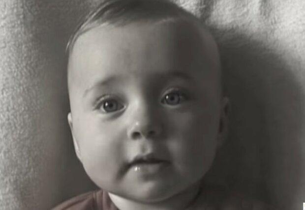 Entzückendes Baby. Quelle: Screenshot YouTube