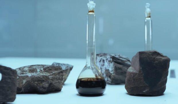 Das Erdöl. Quelle: Screenshot YouTube