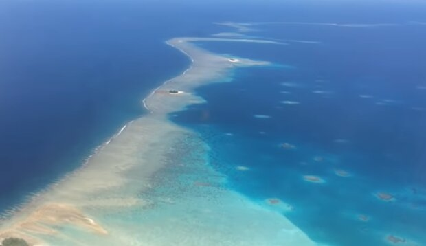 Atolls. Quelle: YouTube Screenshot