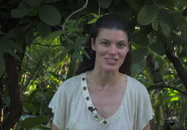 Tropischer Innenhof. Quelle: YouTube Screenshot