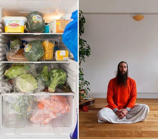 Warum hat ein deutscher Fotograf Kühlschränke und ihre Besitzer auf der ganzen Welt verglichen