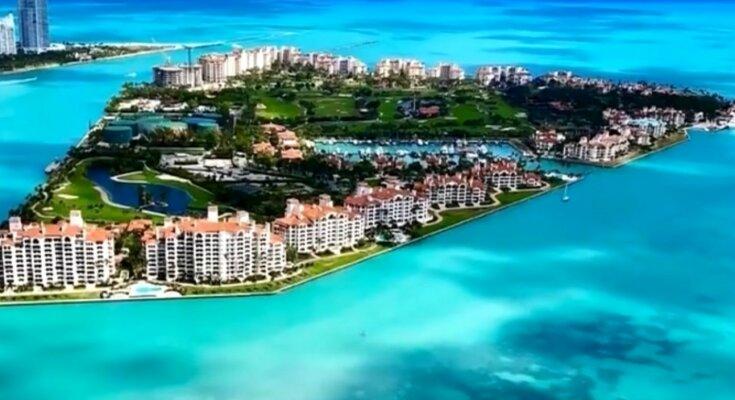 Himmlischer Wohnort für wohlhabende Bewohner. Quelle: Screenshot YouTube