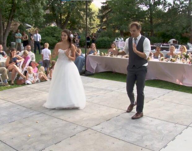 Hochzeit. Quelle: YouTube Screenshot
