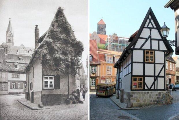 Wie sich einige europäische Sehenswürdigkeiten in den letzten 100 Jahren veränderten