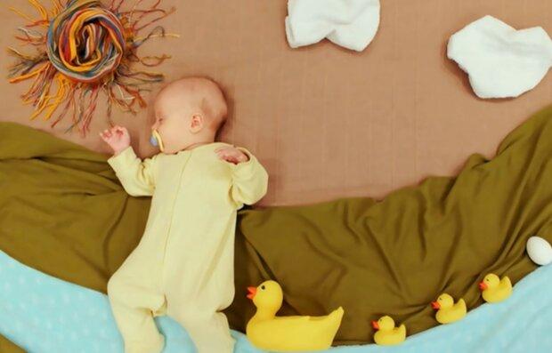 Unglaublich schnelle Geburt. Quelle: Screenshot YouTube