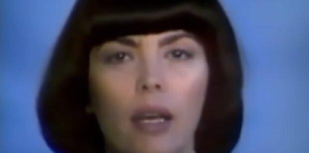 Mireille Mathieu. Quelle:Screenshot YouTube