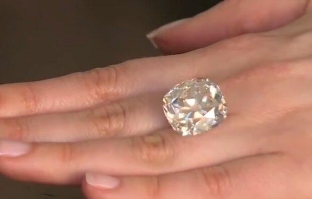 Diamant. Quelle: YouTube Screenshot