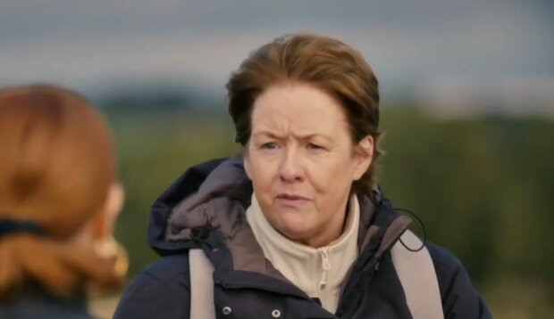 Margaret in der Fernsehsendung. Quelle:  YouTube Screenshot