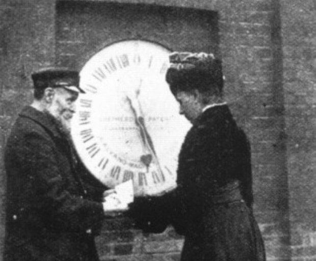 Geld aus dem Nichts: Wie Ruth Belleville Zeit verkaufte