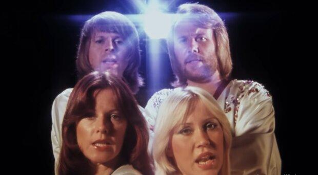 ABBA. Quelle: YouTube Screenshot