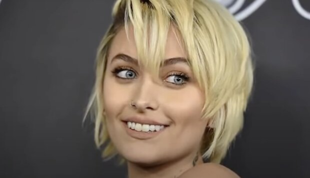 Paris Jackson. Quelle: Screenshot YouTube